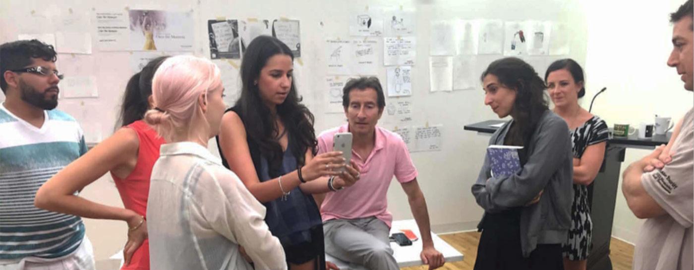Make-brilliant-Ideas-Mark-Burk-in-Classroom